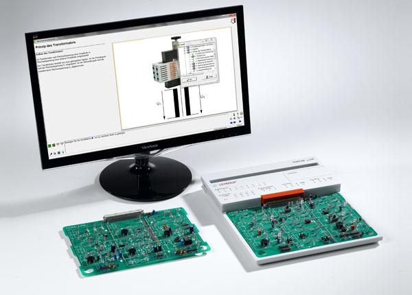COM3LAB-Multimedia: Elektronische Bauelemente