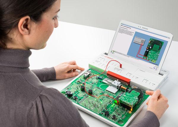 COM3LAB-Multimedia: Mess- und Sensortechnik