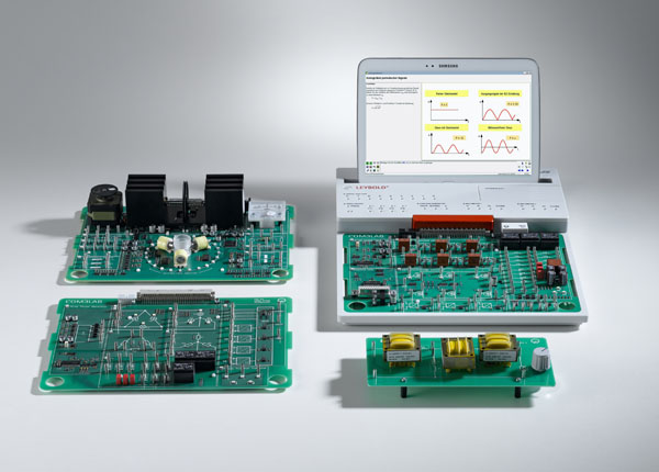 COM3LAB-Multimedia: Antriebstechnik