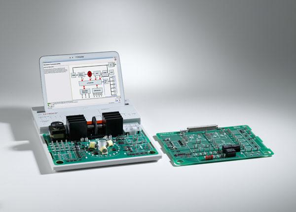 COM3LAB-Multimedia: Grundlagen elektrischer Maschinen