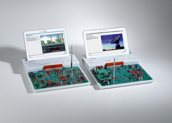 COM3LAB-Multimedia: Kommunikationstechnik