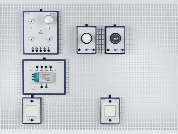 Ü 4.100 Installationsschaltungen mit Schaltern