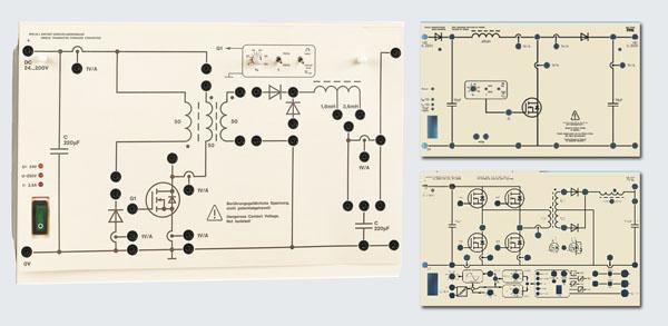 TG 10.30 Schaltnetzteile, Komplettausstattung